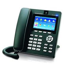 GrandStream IP Multimedia Phone With 4.3 LCD - GXV3140