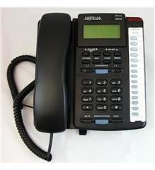 Cortelco 222000-TP2-27E Colleague 2-Line Black - 2220BK