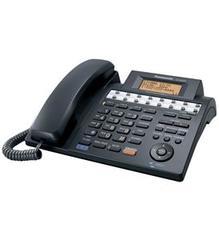 Panasonic 4-Line Speakerphone w/ Caller ID - Black - TS4300B