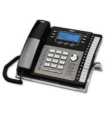 RCA 4-Line EXP Speakerphone w/ Intercom - 25423RE1