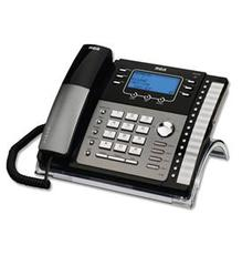 RCA 4-Line EXP Speakerphone w/ CID - 25424RE1