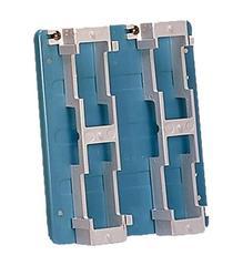 SUTTLE 1 Backboard 2 Block - Blue (A183C1)