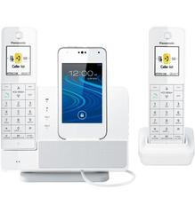Panasonic Consumer Link2Cell Dock Style, Bluetooth, 2HS, Wh (PRD262W)