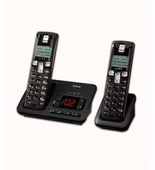 RCA Consumer DECT 6.0 Cordless Digital Phone w/ ITAD (2102-2BKGA)