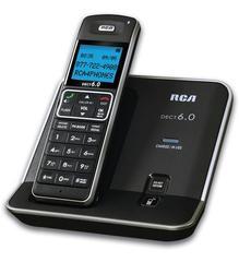 RCA Consumer DECT 6.0 Step Digital Cordless Phone (2111-1BSGA)