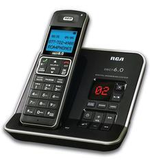 RCA Consumer DECT 6.0 Digital Cordless Phone, ITAD (2112-1BSGA)