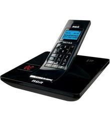RCA Consumer DECT 6.0 Digital Cordless Phone and ITAD (2132-1BKGA)