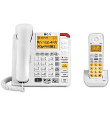 RCA Consumer Corded Cordless with Digital Answering (7125)