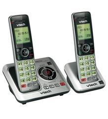 Vtech 2-handset Cordless CID/ITAD (CS6629-2)