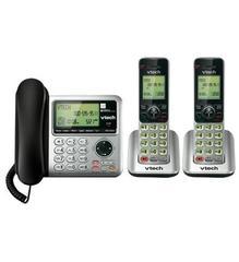 Vtech 2-handset Cordless CID/ITAD (CS6649-2)