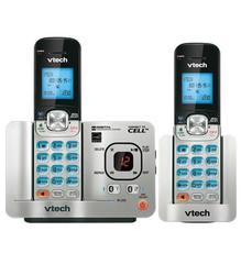 Vtech 2-Handset ITAD Connect to Cell (DS6521-2)