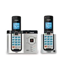 Vtech 2 Handset Connect to Cell with CID (DS6621-2)