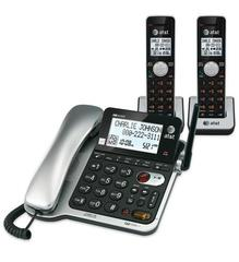 2 Handset Corded/Cordless with CID (CL84202)