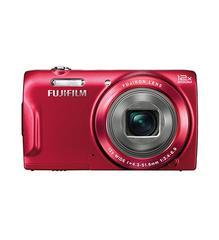 Fuji 16MP 12xZoom RED Camera (FJT550)
