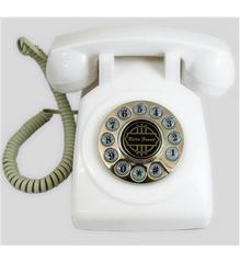 Paramount 1950 Desk phone White (1950-DESKPHONE-WH)