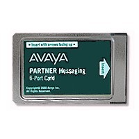 Partner Messaging 6 Port License Card