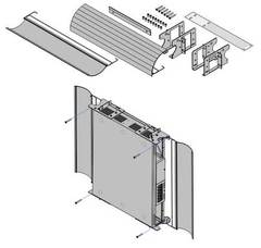 IP 500 Control Unit Wall Mount Hardware
