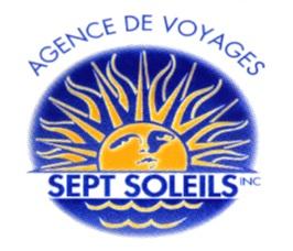 Agence de Voyages Sept Soleils Inc.