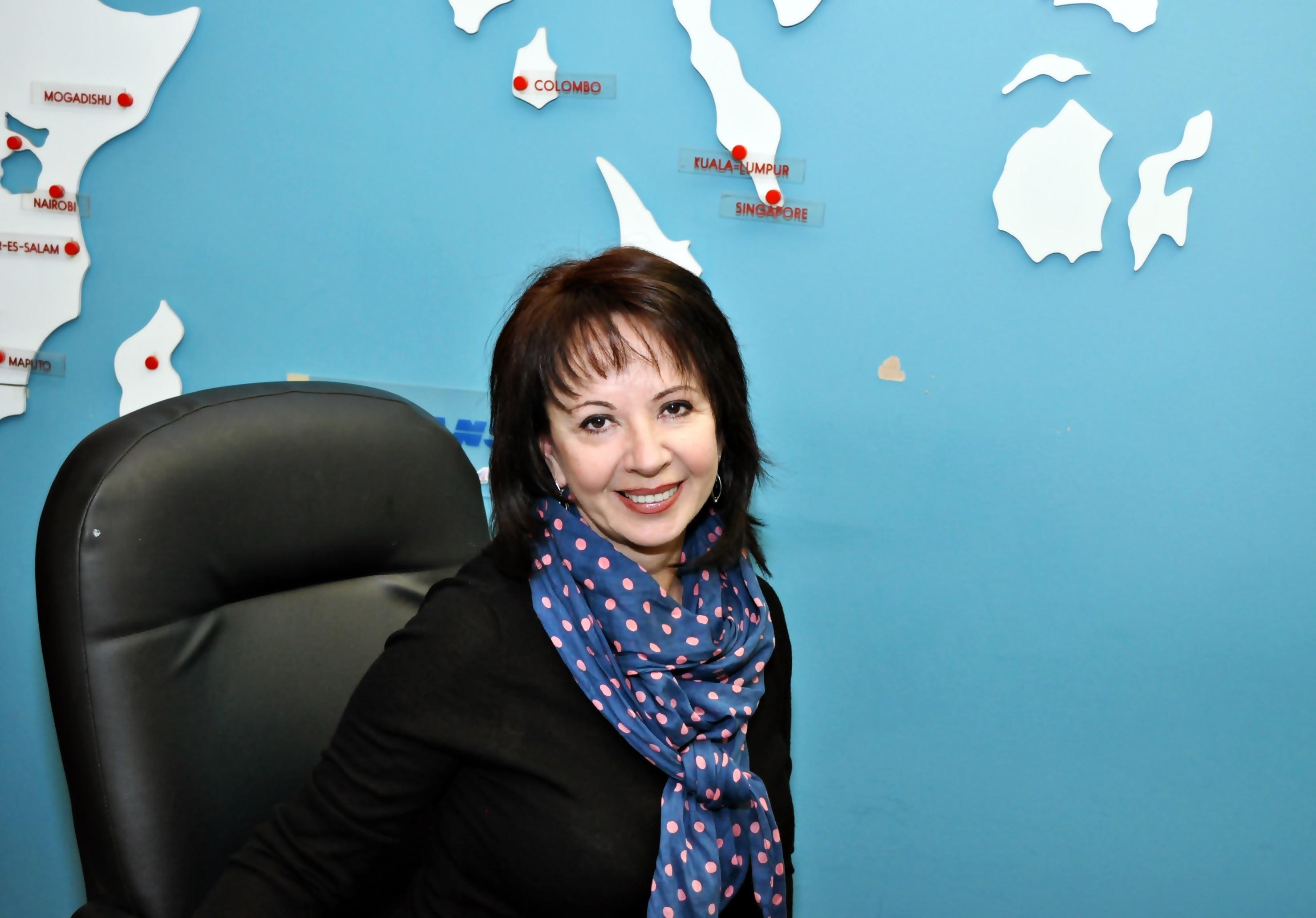 Irina Elsukova