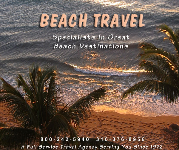 Beach Travel, Inc.