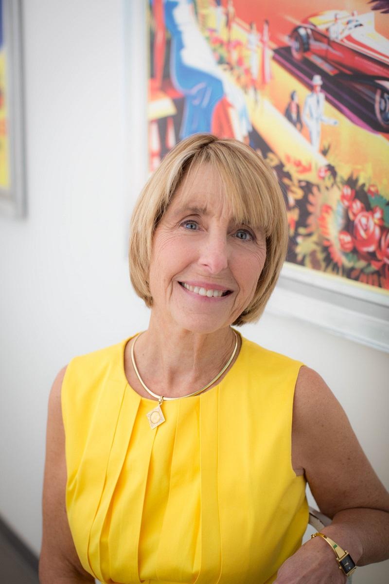 Susan  Disney Greenberg
