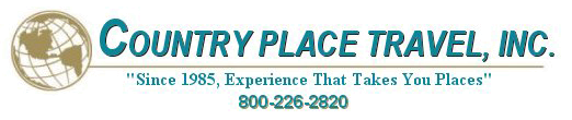 Country Place Travel, Inc.