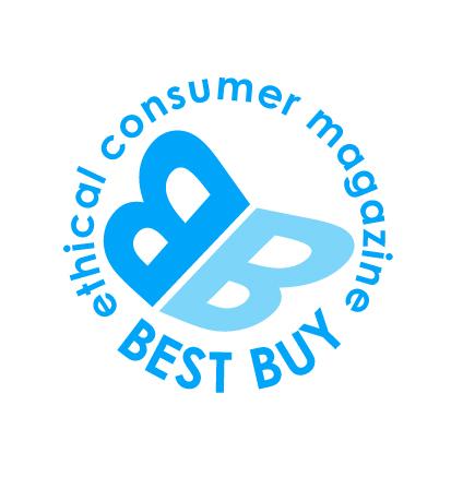 Ethical Consumer Best Buy Award