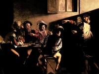 The Calling of Saint MatthewMichelangelo da Caravaggio, c. 1599