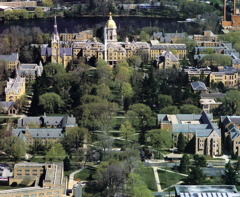 Top 1 Notre Dame Admissions Essays - Study Notes