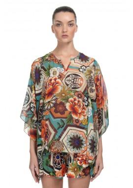 VESTIDO TUNICA DRESS