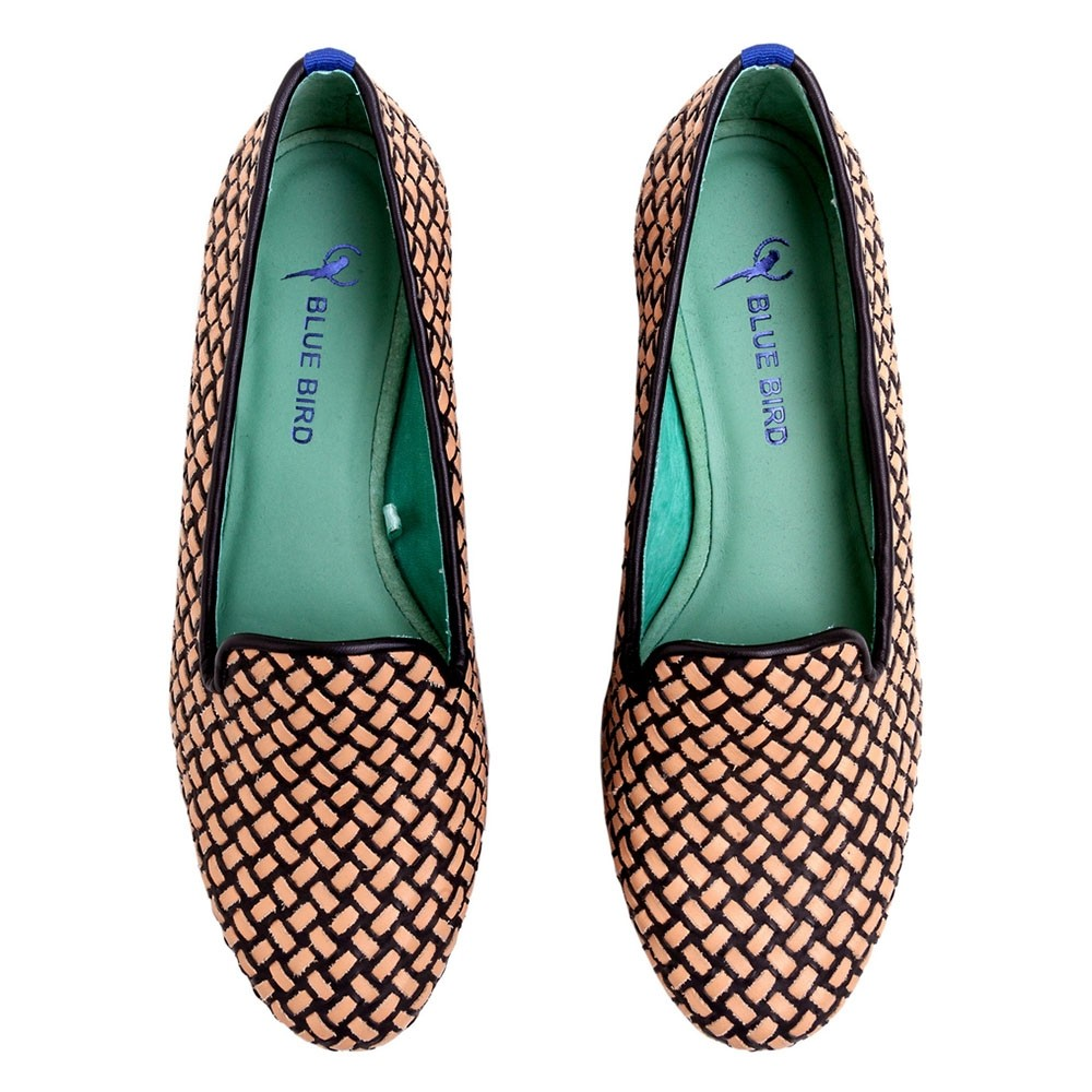 LOAFER TRESSE COURO