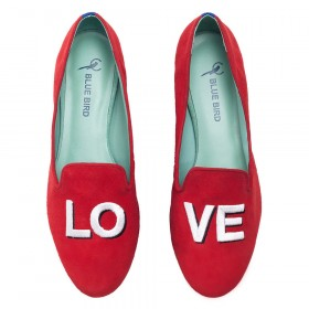 LOAFER LOVE ROUGE CAMURCA
