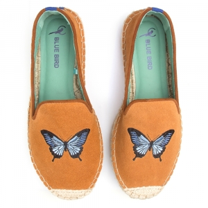 ESPADRILLE BUTTERFLY SOL