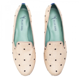 LOAFER PETIT POIS PALHA NATURAL