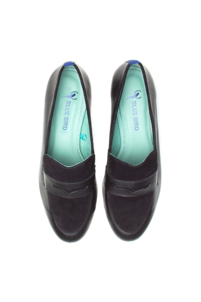 PENNY LOAFER DUO COLOR