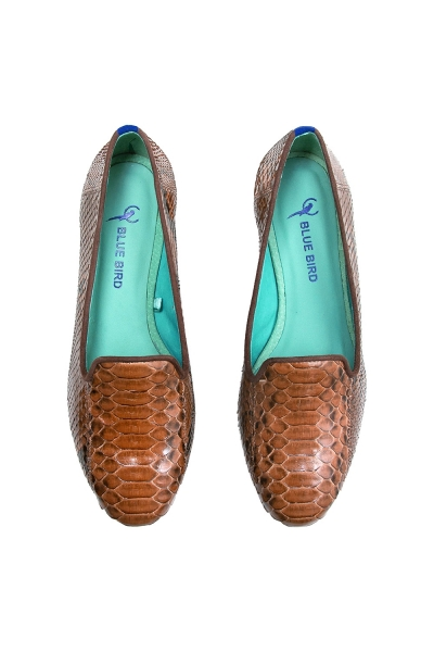 LOAFER PHYTON EXOTICO