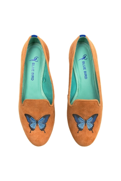 LOAFER BUTTERFLY CAMURÇA