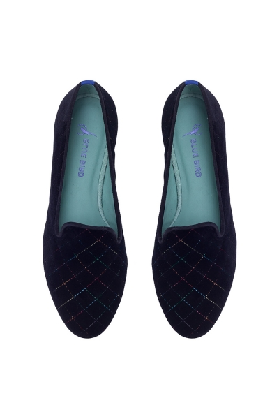 LOAFER MATELASSE COLORS VELUDO