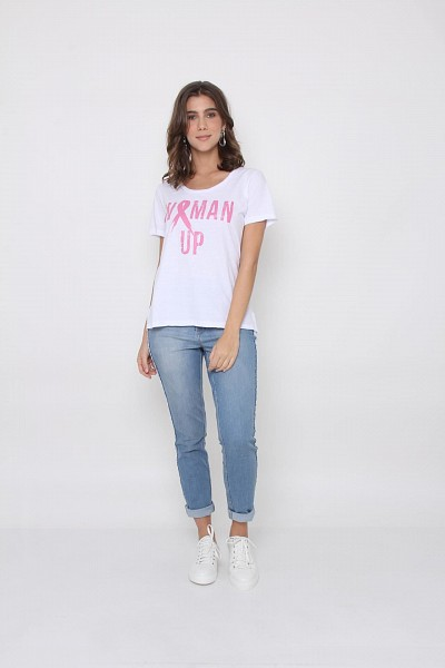 CAMISETA UP WOMAN