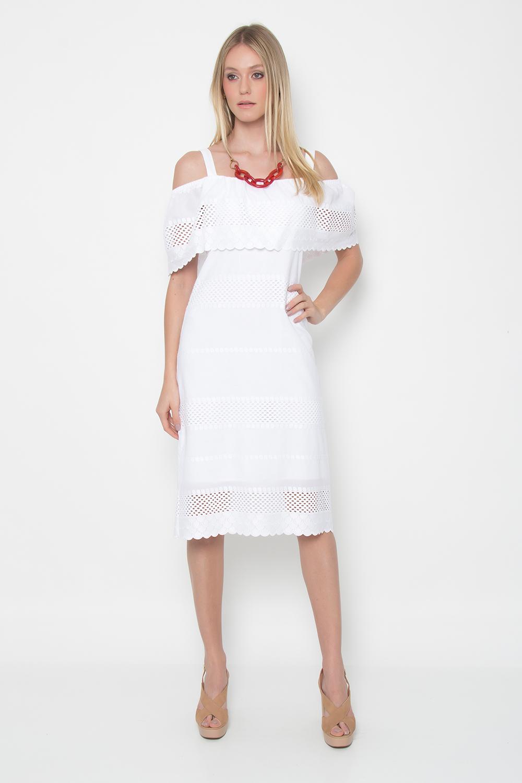 Vestido Laise Midi