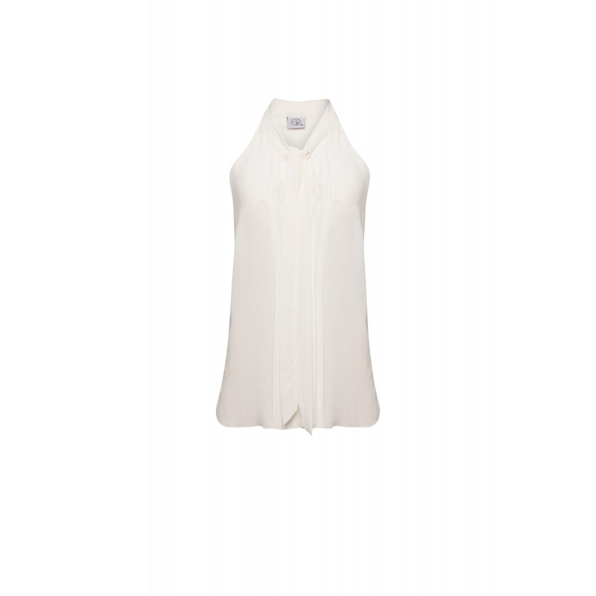 7a04dbb7a0 regata seda lavada laço gola - Camisetas