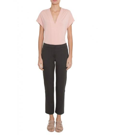 blusa viscose recorte