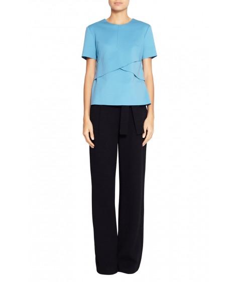 blusa duplo leve frente c/ recorte