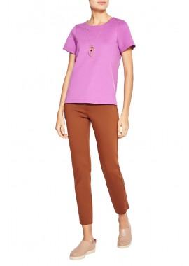 blusa malha dupla leve mc com recortes