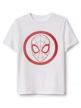 Camiseta masculina infantil super-herois