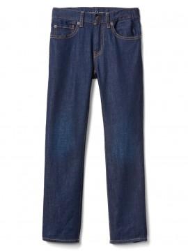 Calça masculina infantil jeans straight