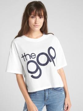Camiseta feminina adulto com LOGO