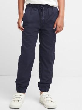 Calça masculina infantil jogger