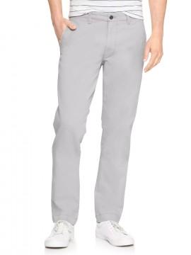 Calça masculina adulto slim caqui
