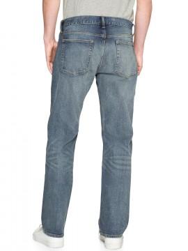 Calça masculina adulto jeans slim
